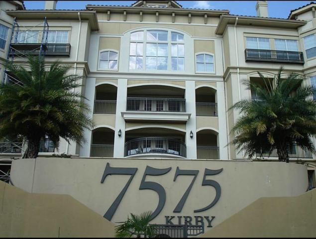 7575 Kirby Drive #2302, Houston, TX 77030 (MLS #44142123) :: The Bly Team