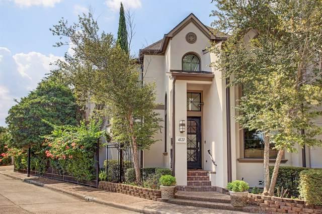 4120 Meyerwood Drive, Houston, TX 77025 (MLS #44147000) :: Ellison Real Estate Team