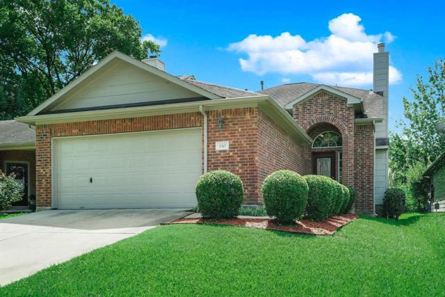 110 Harbour Town Drive, Conroe, TX 77356 (MLS #44154310) :: Magnolia Realty