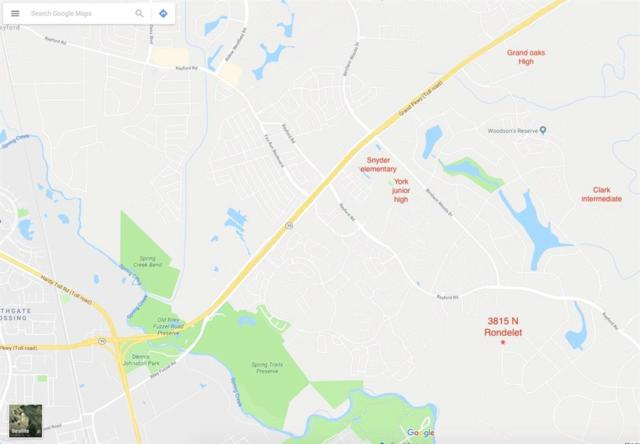3815 N Rondelet Drive, Spring, TX 77386 (MLS #44164589) :: Giorgi Real Estate Group