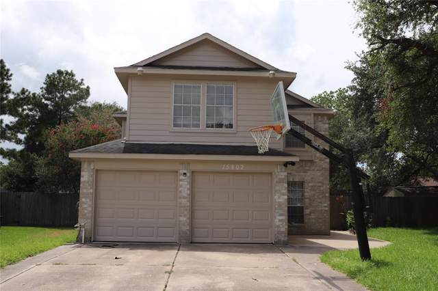 15802 Saint Lawrence Circle, Friendswood, TX 77546 (MLS #44174420) :: Phyllis Foster Real Estate