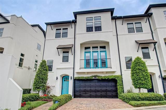 8826 Lakeshore Bend Drive, Houston, TX 77080 (MLS #44175849) :: The SOLD by George Team