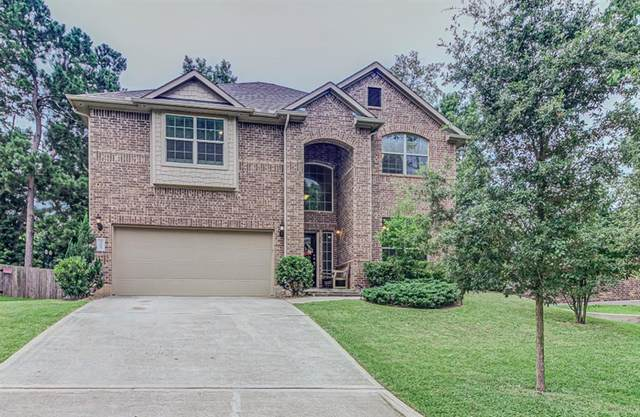 4305 Windswept Drive, Montgomery, TX 77356 (MLS #44185458) :: The Home Branch
