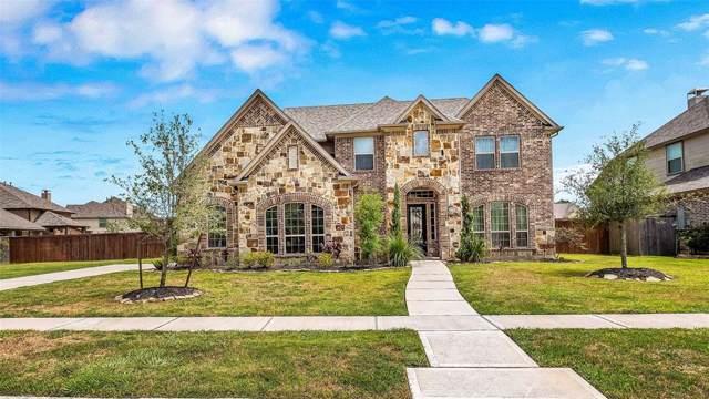4215 Dalea Clover Lane, Manvel, TX 77578 (MLS #44190645) :: Texas Home Shop Realty