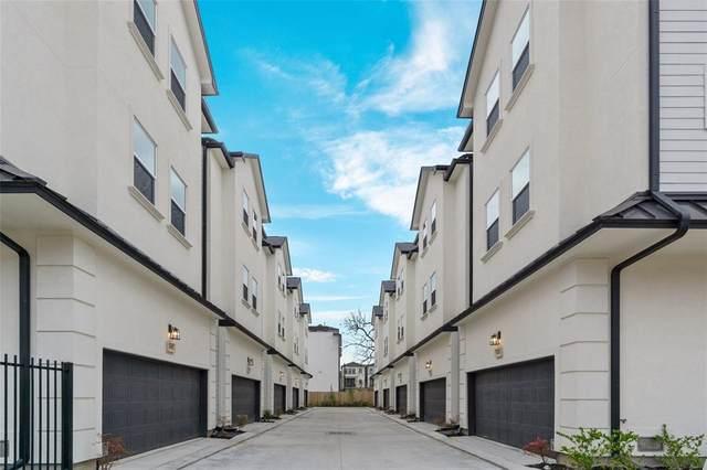 1239 W 23rd Street A, Houston, TX 77008 (MLS #44192570) :: The Sansone Group