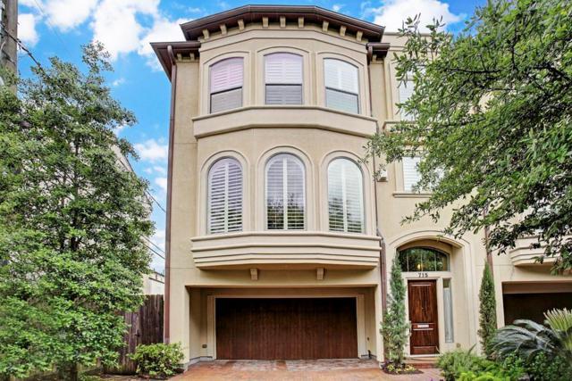 715 Fowler Street, Houston, TX 77007 (MLS #44194834) :: Giorgi Real Estate Group