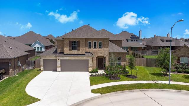 16310 Sarah Bend Lane, Hockley, TX 77447 (MLS #44200901) :: NewHomePrograms.com