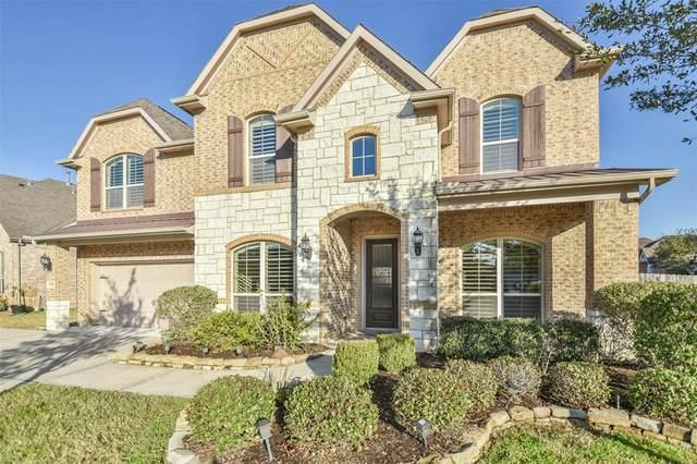 17710 Washburne Lane, Houston, TX 77095 (MLS #4420212) :: The Home Branch