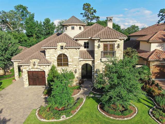 18 Johnathan Landing Court, Spring, TX 77389 (MLS #44209548) :: The SOLD by George Team