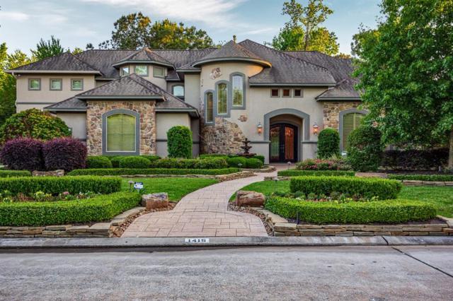 1415 Graystone Creek Court, Kingwood, TX 77345 (MLS #44216998) :: Team Parodi at Realty Associates