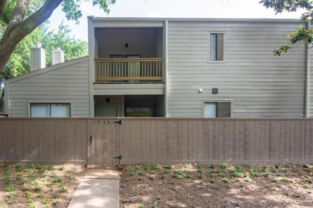 1546 Prairie Grove Drive, Houston, TX 77077 (MLS #44230520) :: The Heyl Group at Keller Williams