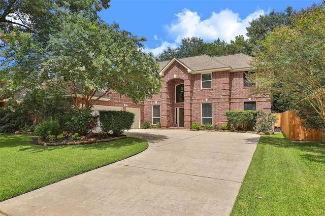 16418 Rhinefield Street, Tomball, TX 77377 (MLS #44232842) :: The SOLD by George Team