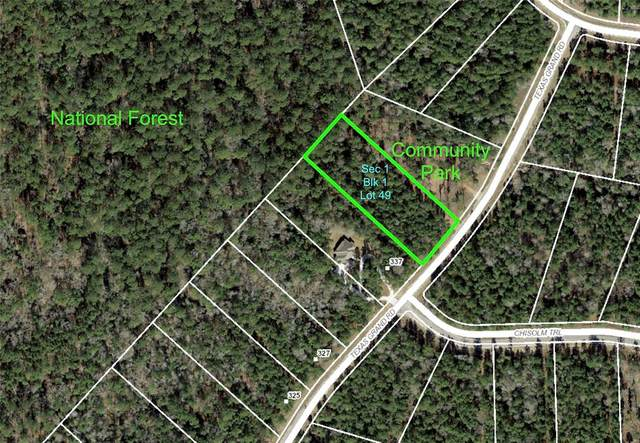 1-1-49 Texas Grand Road, Huntsville, TX 77340 (MLS #44237545) :: Caskey Realty