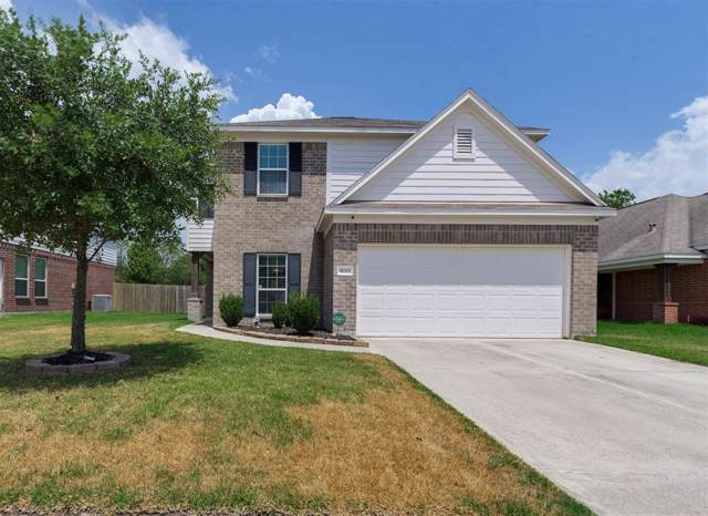 9715 Hamill House Drive, Humble, TX 77396 (MLS #44244610) :: The Sansone Group