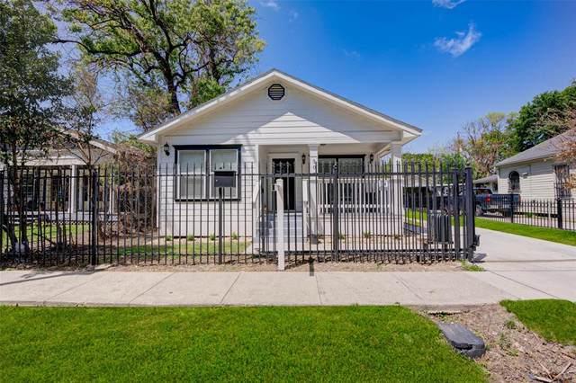 307 Northwood Street, Houston, TX 77009 (MLS #4424551) :: The Home Branch