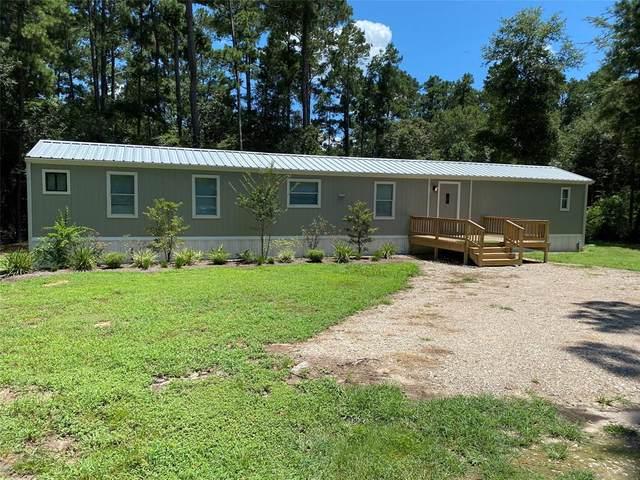 15836 Palm Drive, Montgomery, TX 77356 (MLS #44246800) :: Caskey Realty
