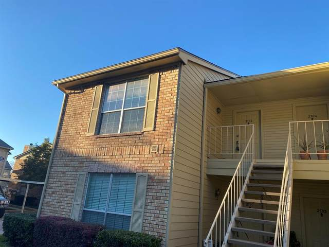 1515 Sandy Springs Road #2702, Houston, TX 77042 (MLS #44252426) :: Christy Buck Team