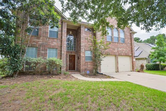 8706 Silver Lure Drive, Humble, TX 77346 (#44267211) :: ORO Realty