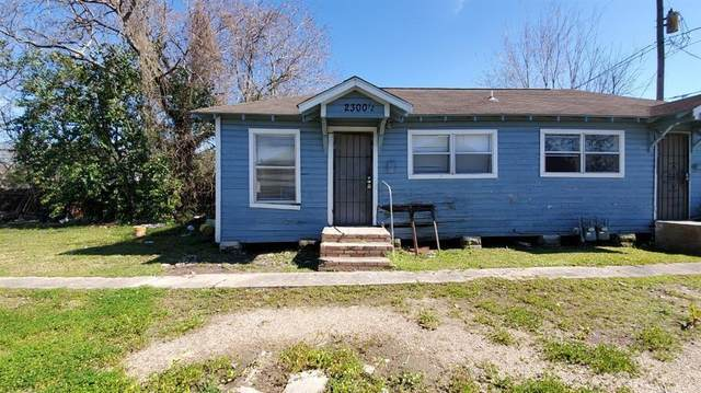 2300 Hutton Street 1/2, Houston, TX 77026 (MLS #44268497) :: The SOLD by George Team