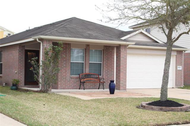 8723 Carved Stone Lane, Richmond, TX 77407 (MLS #44276464) :: Team Parodi at Realty Associates