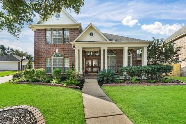 23323 Grand Springs Drive, Katy, TX 77494 (MLS #44283890) :: Michele Harmon Team