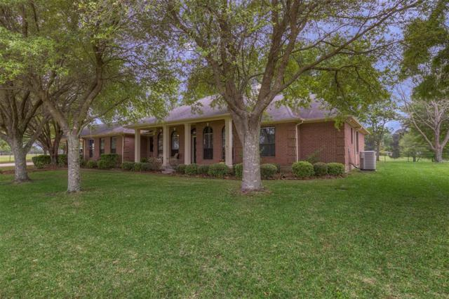 77 Ranchview Drive, Huntsville, TX 77320 (MLS #44285920) :: Texas Home Shop Realty