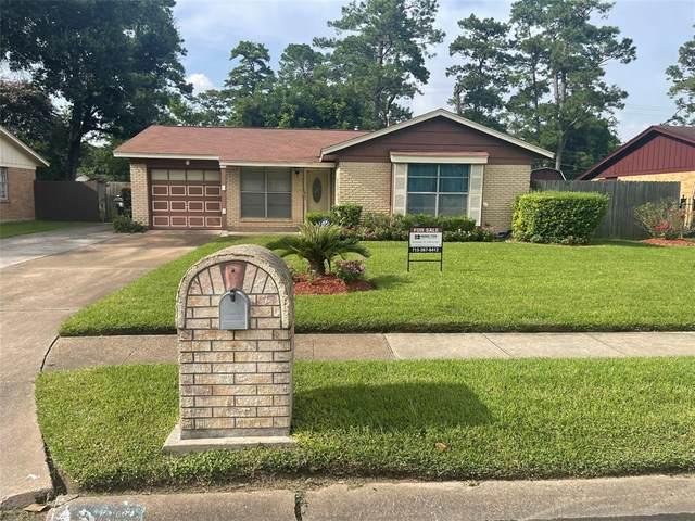 6607 Annunciation Street, Houston, TX 77016 (MLS #44300921) :: Guevara Backman