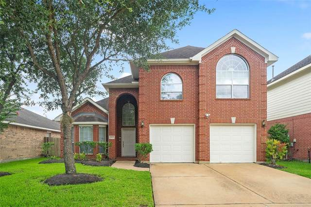 16647 Greenbriar Point Lane, Houston, TX 77095 (MLS #44302280) :: The SOLD by George Team