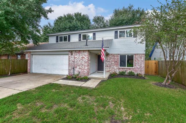 4903 Big Reef Drive, Bacliff, TX 77518 (MLS #44304708) :: Fairwater Westmont Real Estate