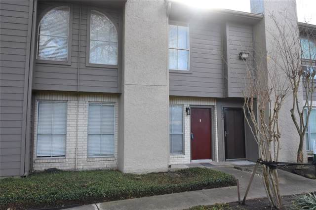 1900 Bay Area Boulevard #111, Houston, TX 77058 (MLS #44306604) :: The SOLD by George Team
