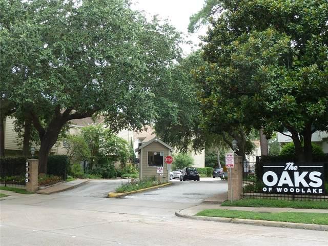 2100 Tanglewilde Street #413, Houston, TX 77063 (MLS #44313247) :: The SOLD by George Team