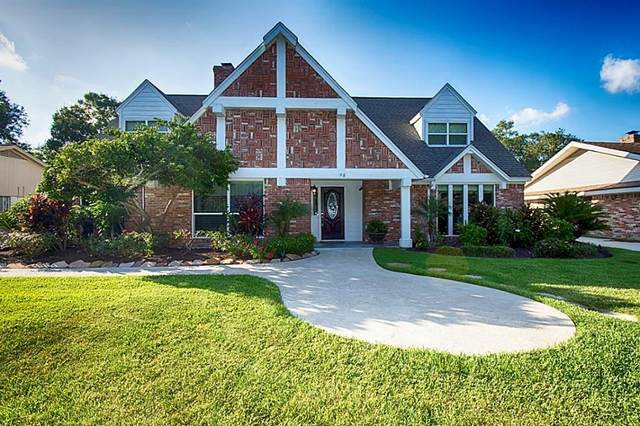 4119 Shady Springs Drive, Seabrook, TX 77586 (MLS #44321098) :: The Freund Group