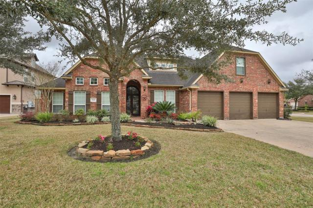5601 Walker Drive, Pearland, TX 77581 (MLS #44331950) :: Texas Home Shop Realty