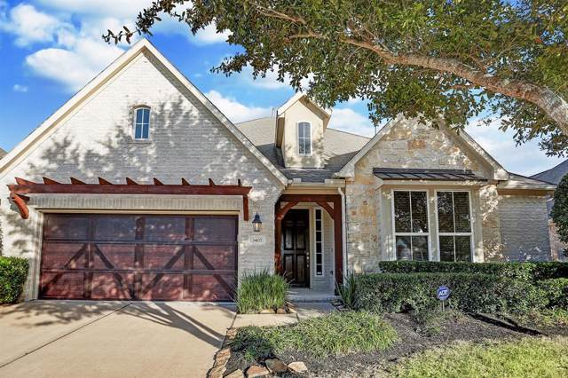 3407 Eden Cove Lane, Pearland, TX 77584 (MLS #44334923) :: The SOLD by George Team