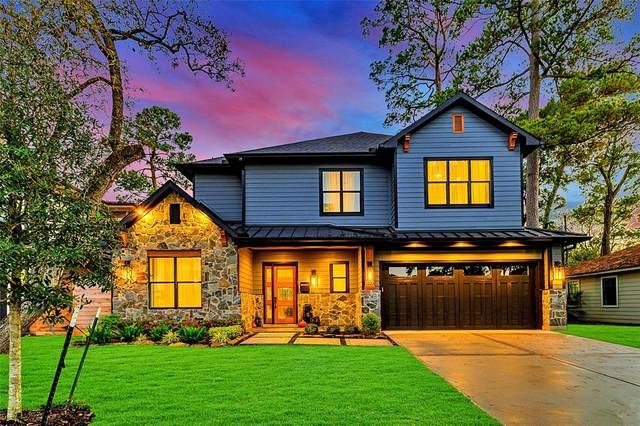 1419 Candlelight Lane, Houston, TX 77018 (MLS #44338913) :: Caskey Realty