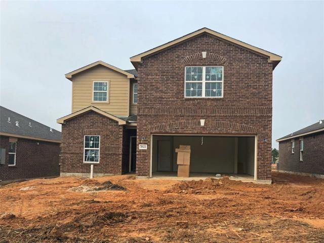 7622 Glaber Leaf Road, Conroe, TX 77304 (MLS #4434126) :: The Home Branch