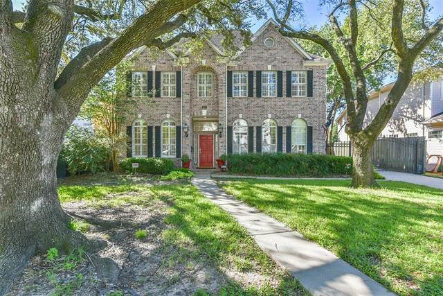 4601 Mimosa Drive, Bellaire, TX 77401 (MLS #44342978) :: The Queen Team