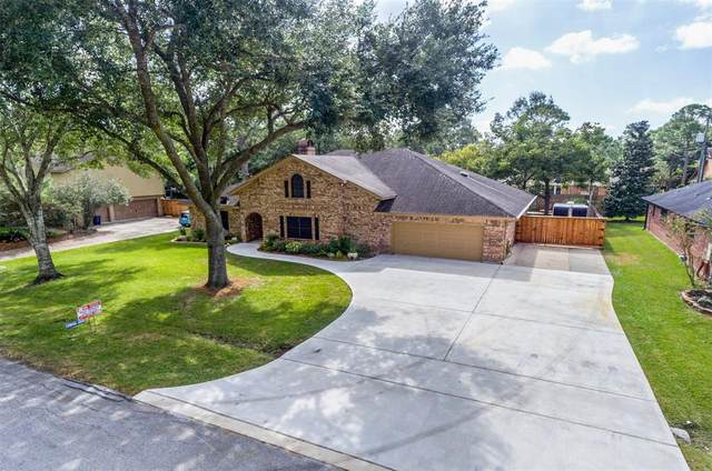 623 Reynaldo Street, Dickinson, TX 77539 (MLS #44343127) :: The Freund Group
