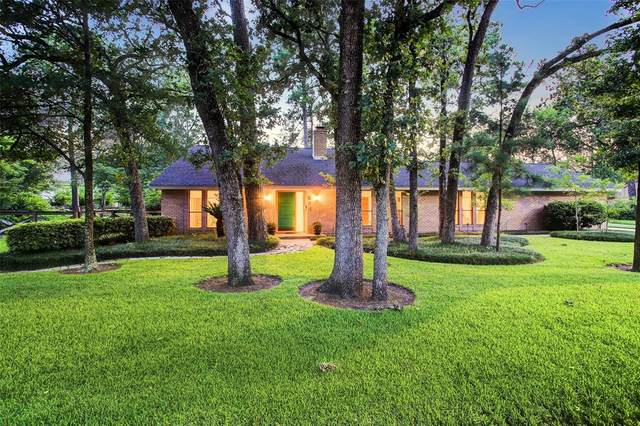 411 W Gaywood Drive, Houston, TX 77079 (MLS #44351300) :: The Home Branch