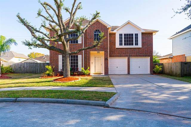 611 Oak Hill Drive, Kemah, TX 77565 (MLS #44356564) :: Ellison Real Estate Team