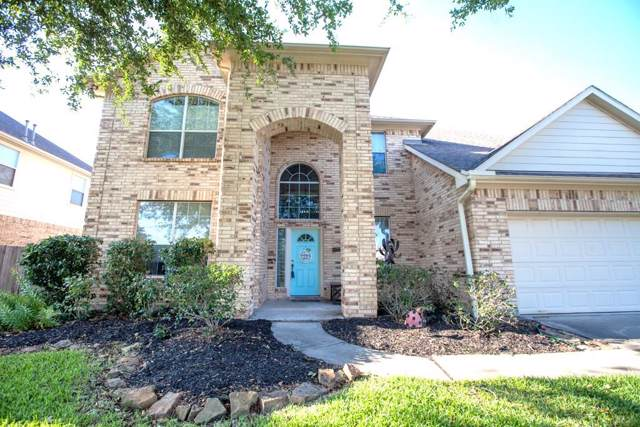 1725 Cypress Meadows Drive, Dickinson, TX 77539 (MLS #44362865) :: The Bly Team