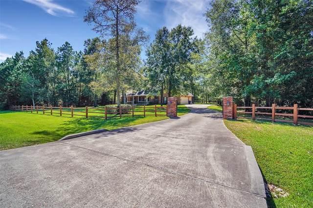233 Fish Creek Lane, Montgomery, TX 77316 (MLS #44369193) :: Rachel Lee Realtor