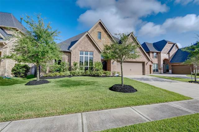 27806 Bradford Ridge Drive, Katy, TX 77494 (MLS #44378451) :: The Jennifer Wauhob Team