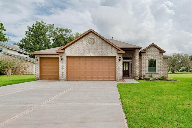 2303 Ridgewood, West Columbia, TX 77486 (MLS #44378704) :: Guevara Backman
