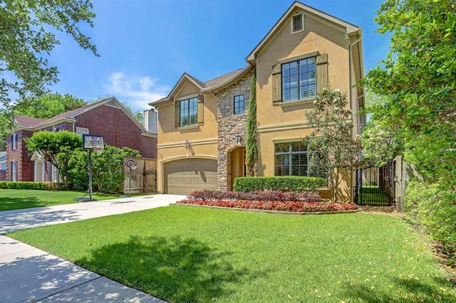4206 Amherst Street, West University Place, TX 77005 (#44394468) :: ORO Realty
