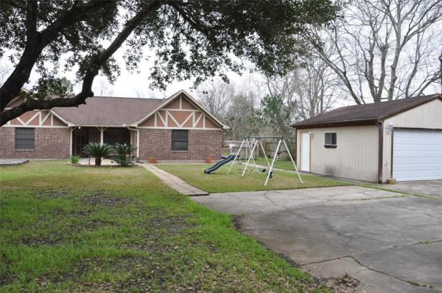4535 Arnold Dr, Pearland, TX 77584 (MLS #44410261) :: Caskey Realty