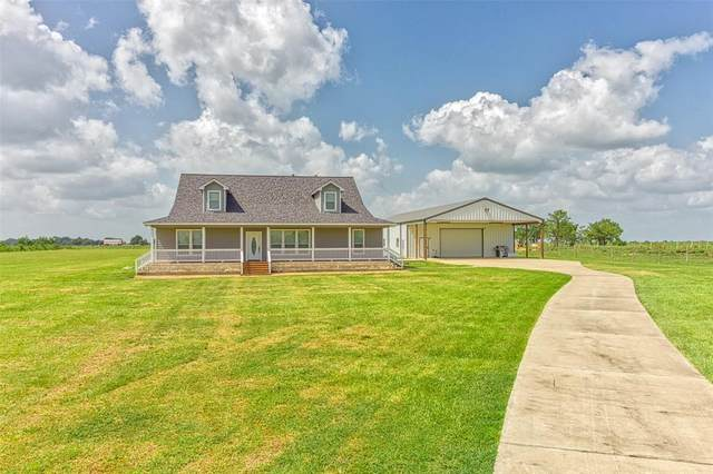 34589 Brumlow Road, Waller, TX 77484 (MLS #44418890) :: The SOLD by George Team