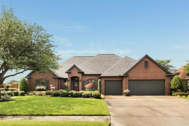 101 Indian Warrior Trail, Lake Jackson, TX 77566 (MLS #44421174) :: The SOLD by George Team