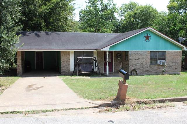 602 Woolley Circle, Crockett, TX 75835 (MLS #44425718) :: NewHomePrograms.com LLC