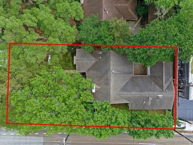 3841 Meadow Lake Lane, Houston, TX 77027 (#44432320) :: ORO Realty